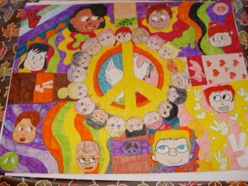 peace poster 31f